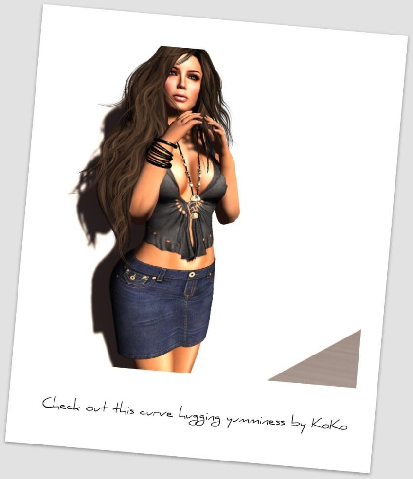Second Life Fashion - Mesh