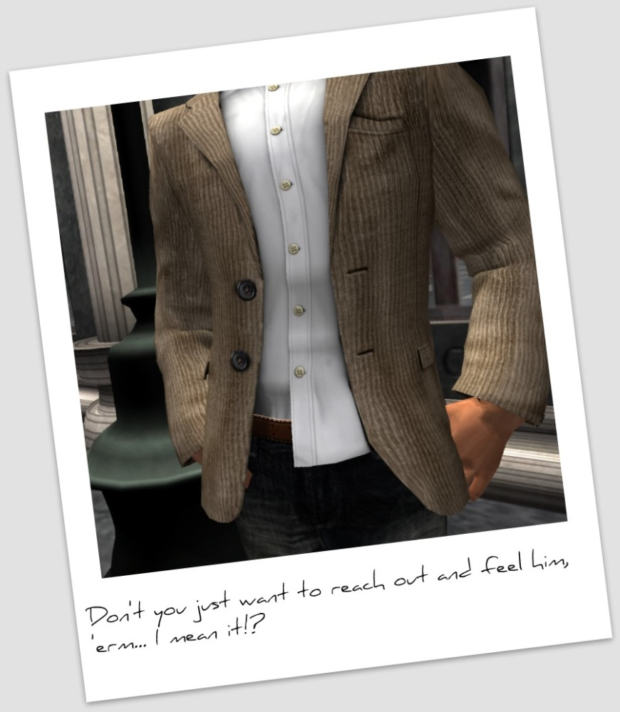 Second Life Fashion - Men's Mesh