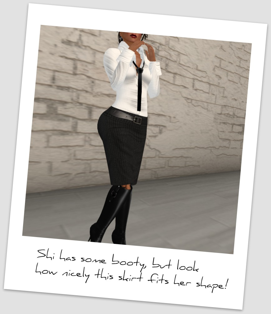 Second Life Fashion