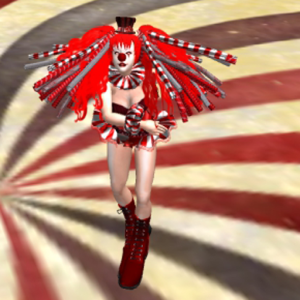 JuJu's Petites Crazy Clown Avatar