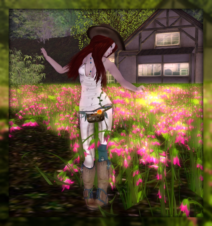 Second Life Fashion - Severed Garden - Josie