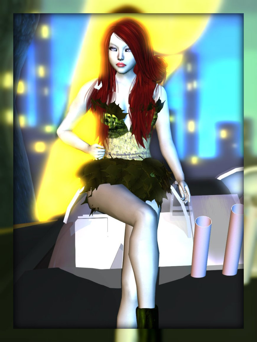 Second Life Petites - Poison Ivy by Shiloh Selene