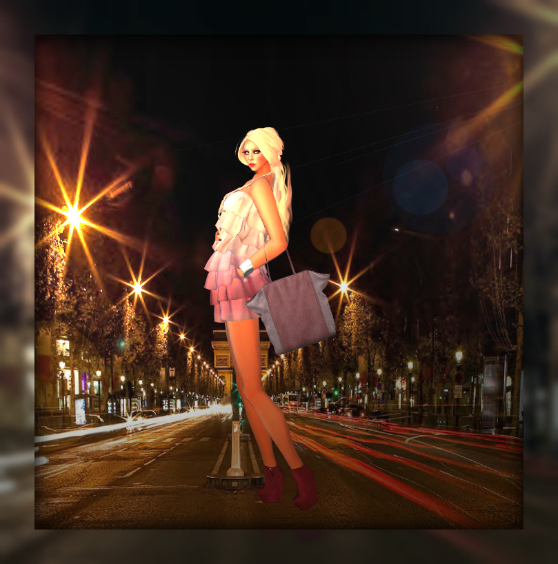 Second Life Fashion - Oh La La Paris